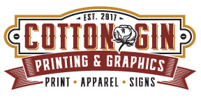 Cotton Gin Printing & Graphics